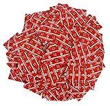 LONDON Kondome mit Erdbeeraroma Rot 04135850000